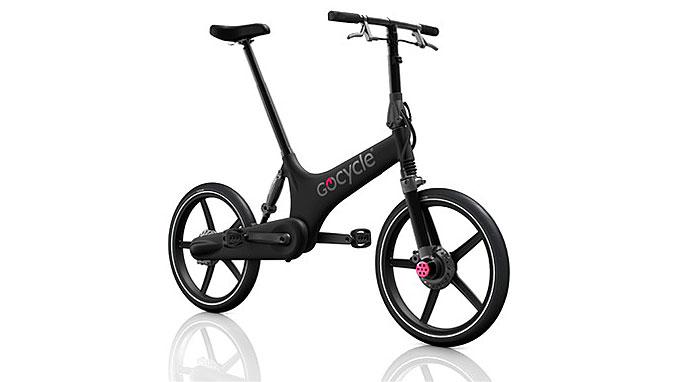 La bicicletta pieghevole a pedalata assistita di GoCycle