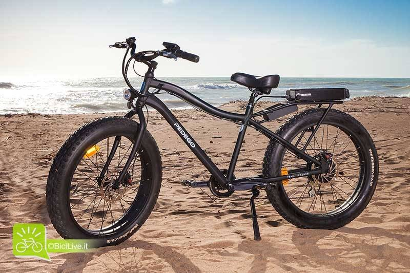 Bicicletta Ruote Larghe