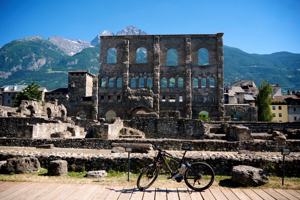 Biciclette elettriche e cicloturismo