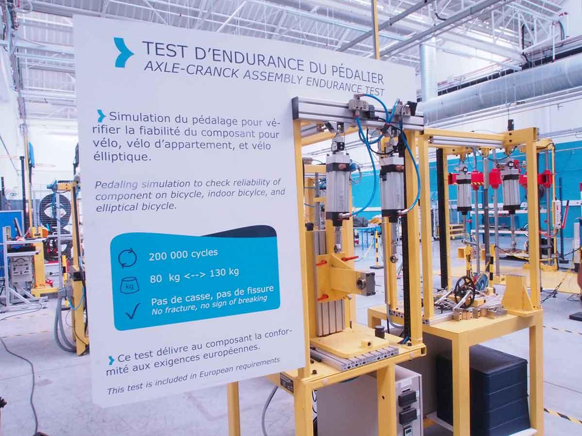 La Multi-Test Area