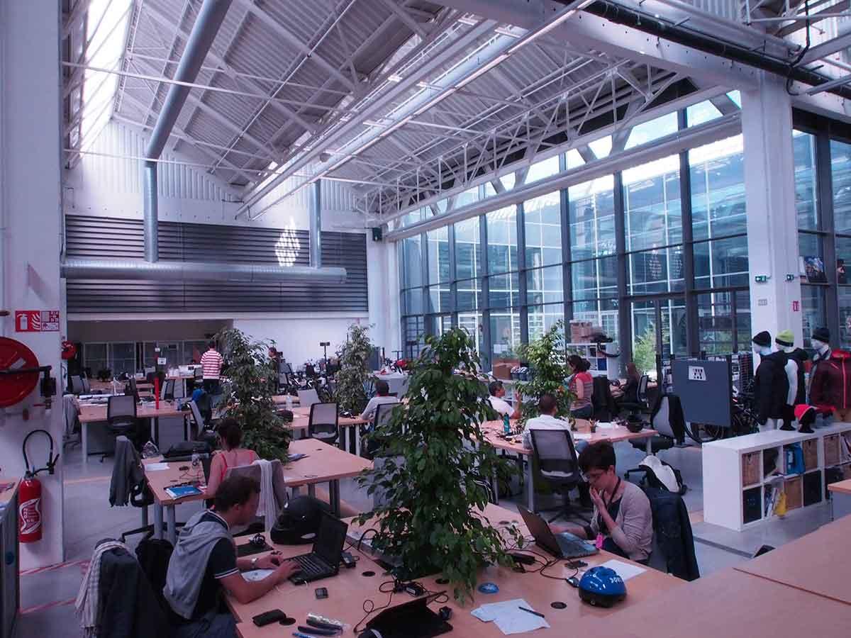 La grande area dei progettisti