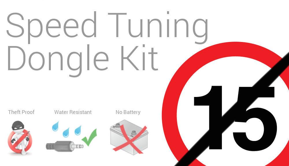 Le caratteristiche dei vari kit di speed tuning per ebike