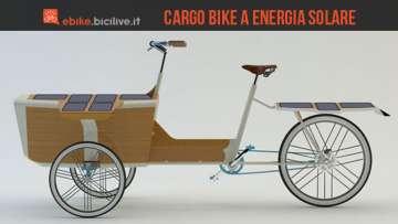 cargo bike energia elettrica