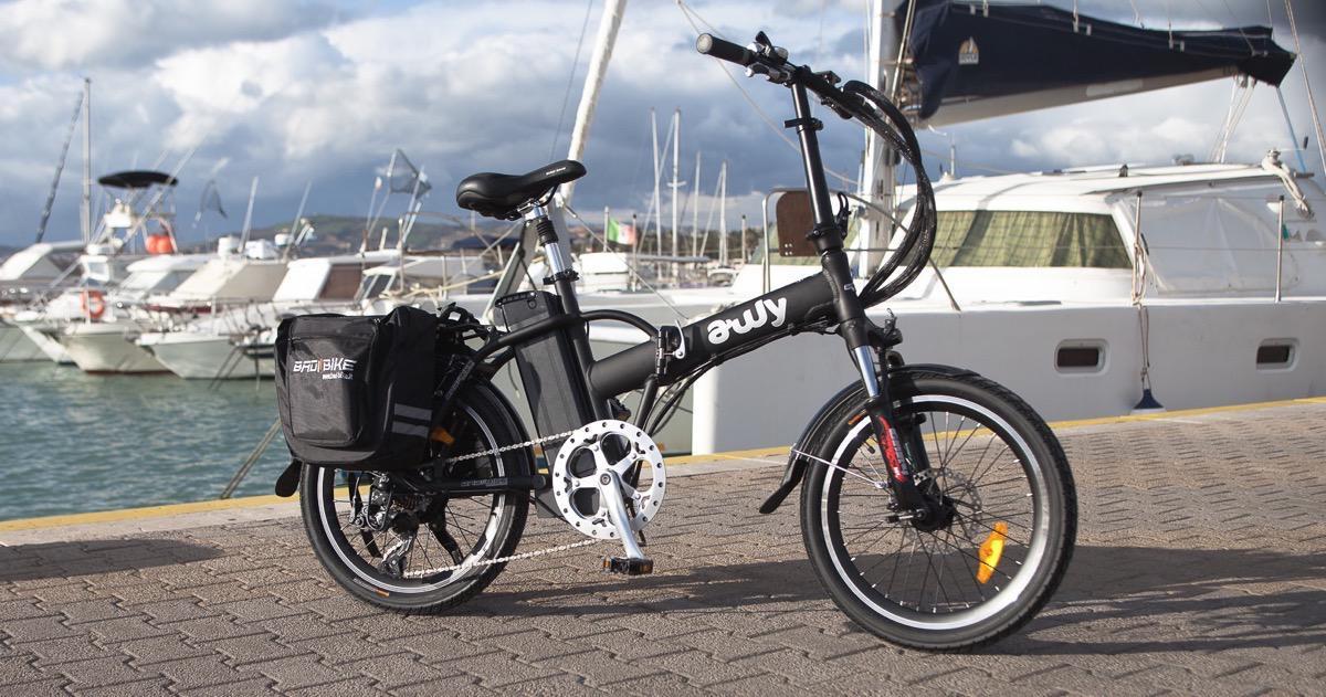 bad bike bici elettrica bicilive
