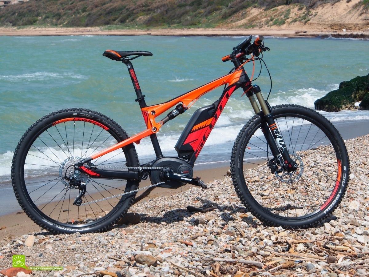 bici elettrica Scott eSpark 1
