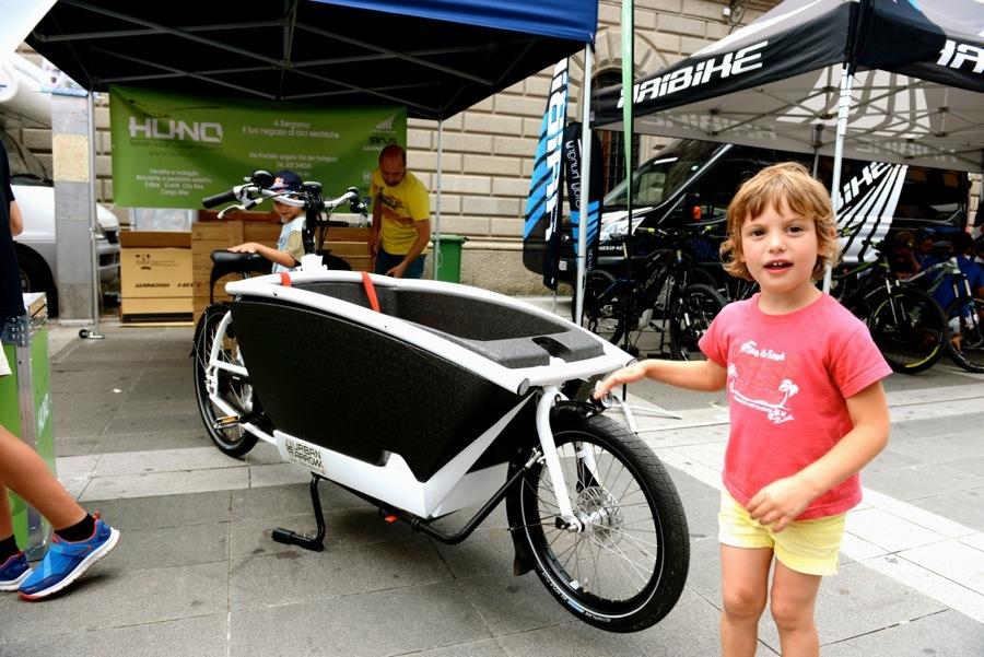 Cargo bici Urban