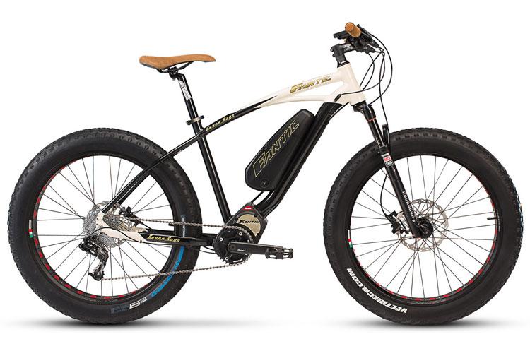 Una foto della versione Sport della bici elettrica Fantic Seven Days