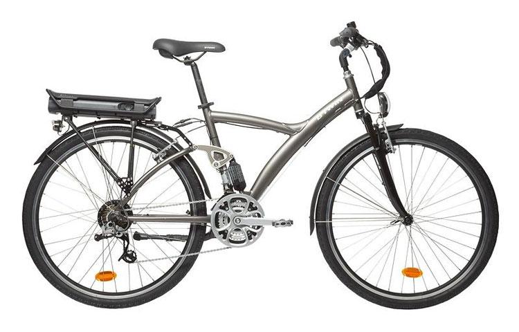 Una foto della bici elettrica B'TWIN Original 700