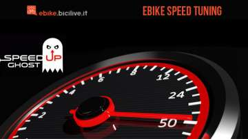 SpeedUp Ghost è un sistema di tuning dell'ebike
