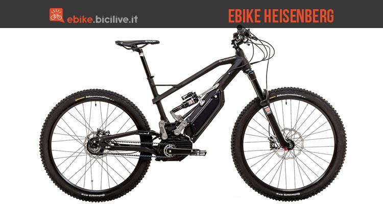 Ebike Heisenberg Bici Elettriche Con Un Tocco Di Bmw