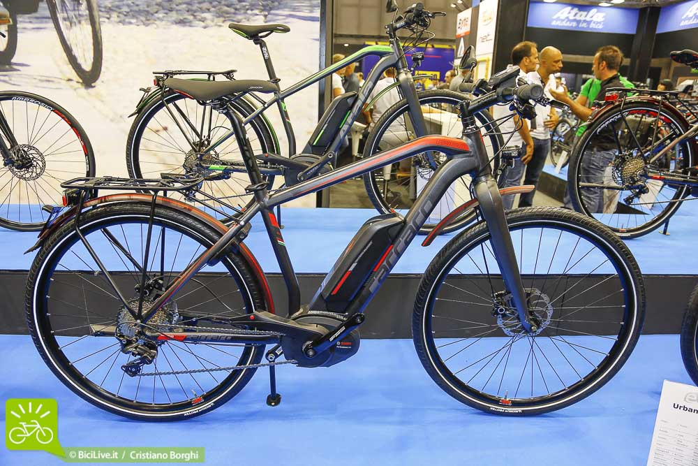 Bici-Elettrica Carraro-Urbanspeed Cosmo Bike 2015 Top Ten