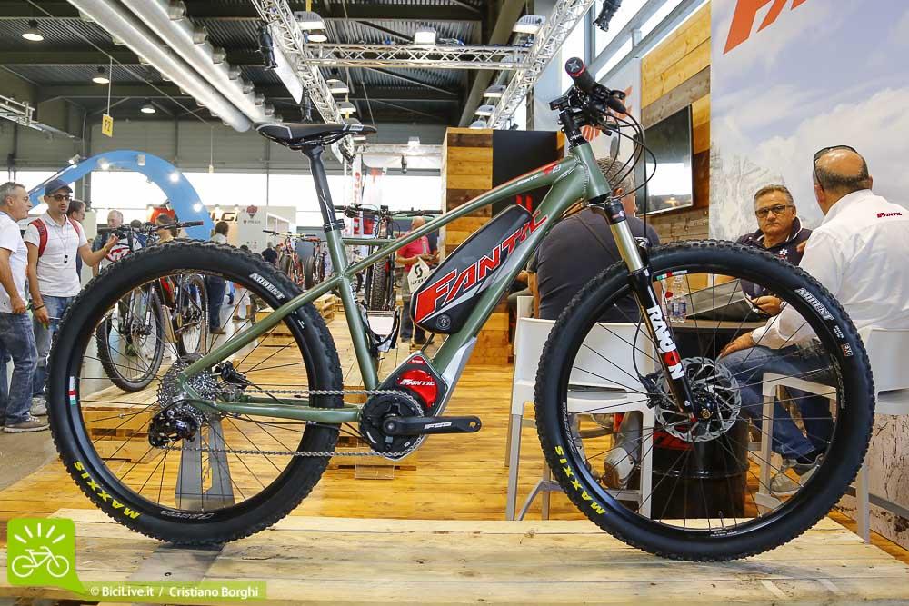 Bici-Elettrica Fantic Cosmo Bike 2015 Top Ten