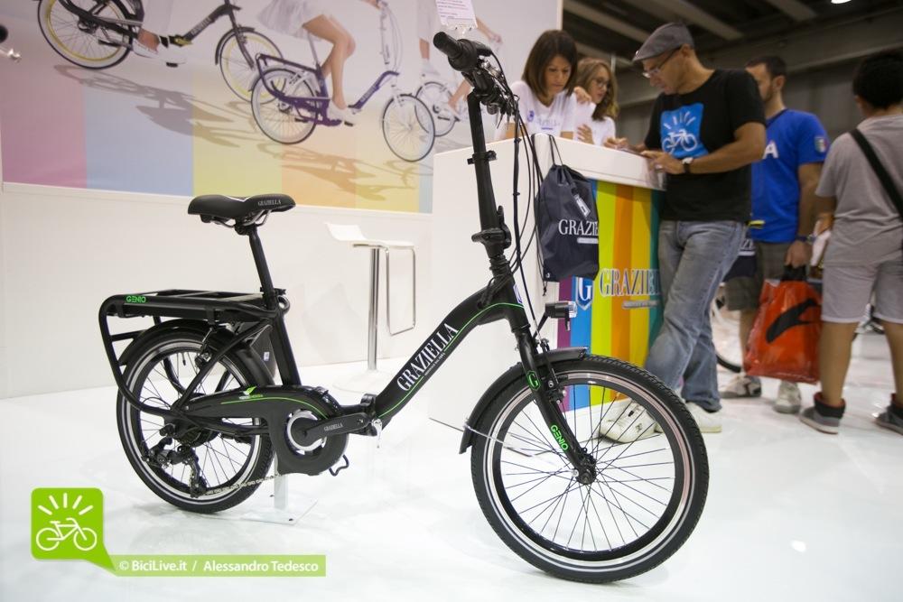 Bici-Elettrica Graziella-Genio-Electric-Cosmo Bike 2015 Top Ten