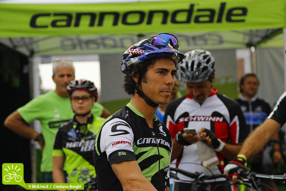 Una foto fi Marco Aurelio Fontana Demo Day Cosmobike 2015