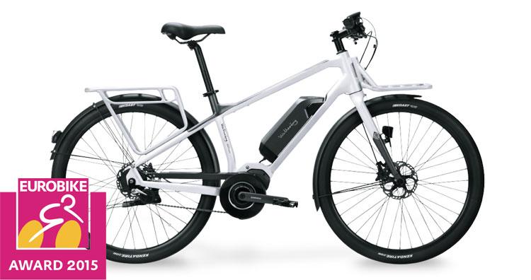 Una foto della bici elettrica Walleräng Model One M.01