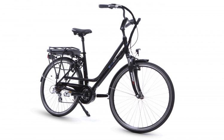 Una foto della bicicletta a pedalata assistita Classy 615 della Wayscral