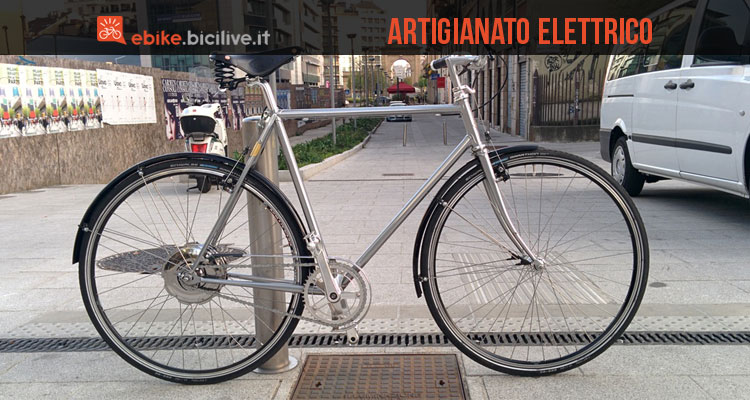 Artigianato e tecnologia nelle bici elettriche di Vrum e Andrea Colussi