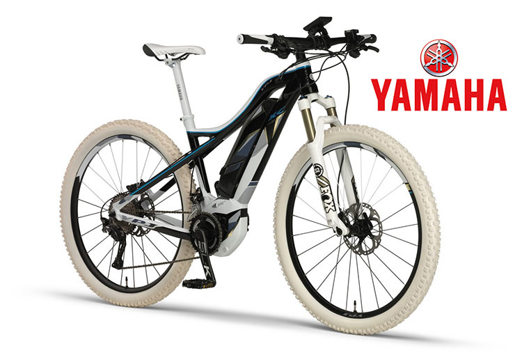 La bici elettrica YPJ-X Concept di Yamaha