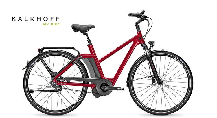 La bici elettrica Kalkhoff Include 8 Premium
