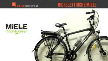 Miele produce a Prato biciclette elettriche