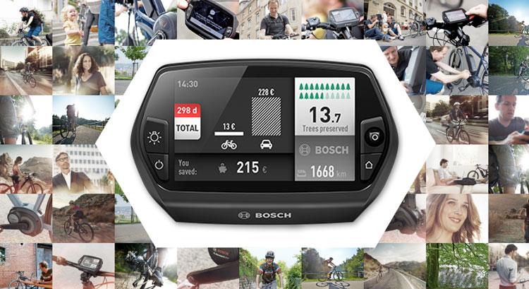 Il kit retrofit Nyon di Bosch è un accessorio desiderato da molti ciclisti