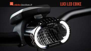 Luci led per eBike Supernova M99
