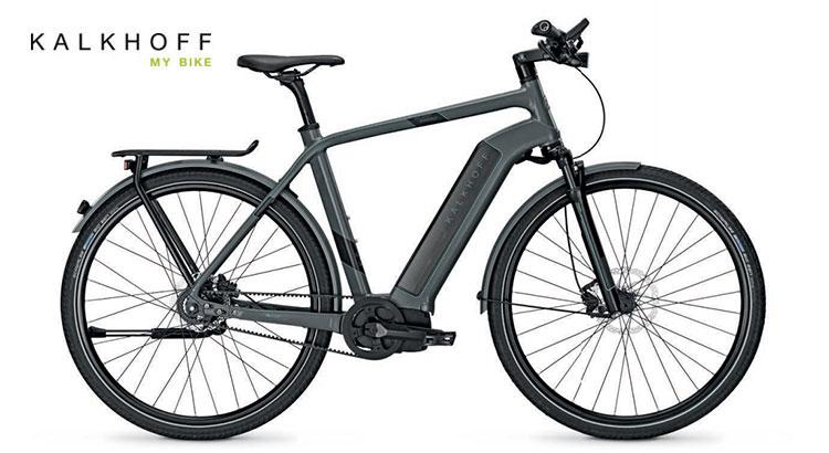 La bicicletta elettrica Kalkhoff Integrale 8