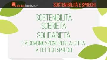Sostenibilità Sobrietà Solidarietà. La comunicazione per la lotta a tutti gli sprechi, un ebook gratuito
