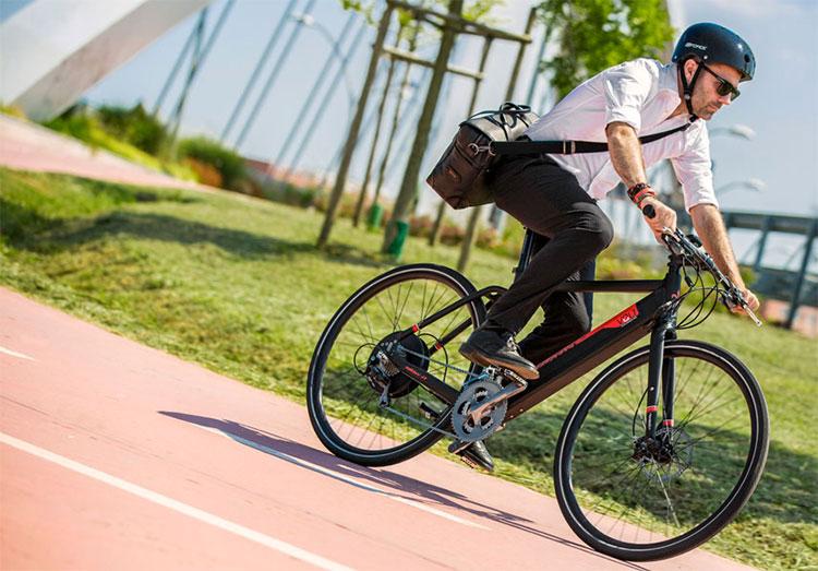 La bici elettrica Wilier triestina Volt 2016