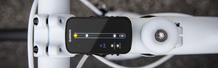 Il radar posteriore per bici elettriche di Garmin