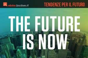 Tre tendenze per il futuro delle bici elettriche