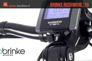 Bicicletta elettrica da trekking Brinke Rushmore '16