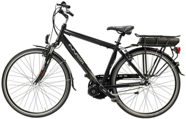 Innata 511  la bicicletta elettrica per spostarsi in città 54b65b0637c