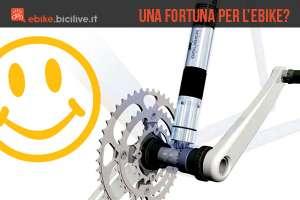 Il doping del motore aiutera la diffusione della bicicletta elettrica