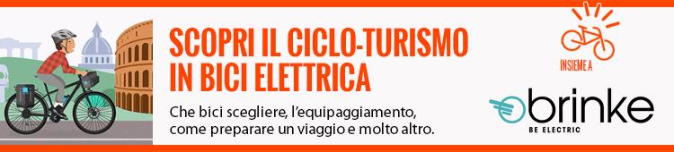 Il contenuto di questo articolo è privo di riferimenti pubblicitari, è offerto da Brinke Bike, un'azienda italiana che produce bici elettriche a pedalata assistita.