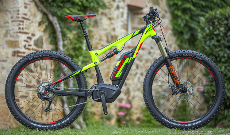 eMTB Scott E-Genius 710 Plus