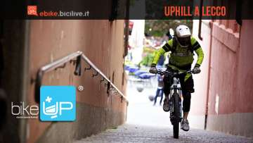 A Lecco si terrà una gara di UpHill nel corso si BikeUP 2016