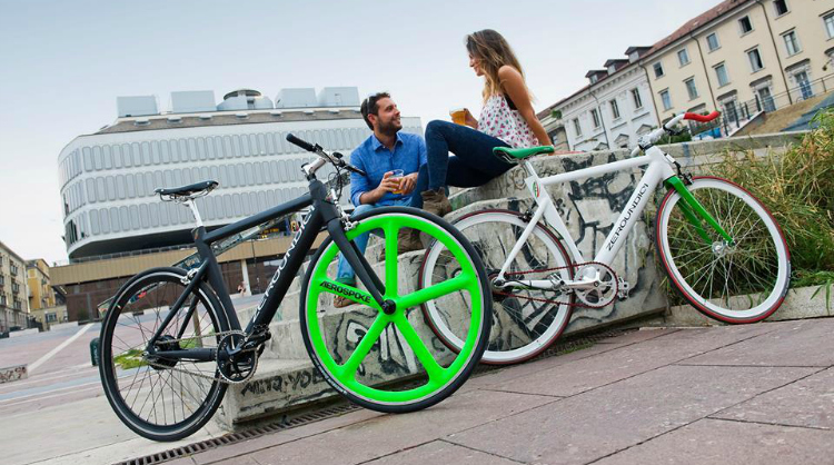 Zeroundici La Bici Elettrica Single Speed Personalizzabile