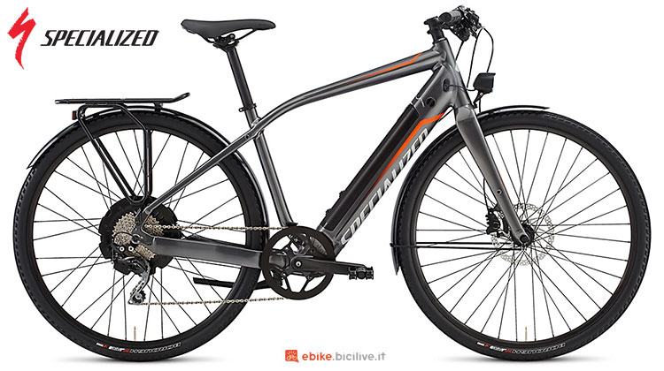 Una ebike Turbo FLR Specialized