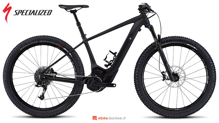 Una e-MTB Specialized Turbo Levo HT Comp 6Fattie