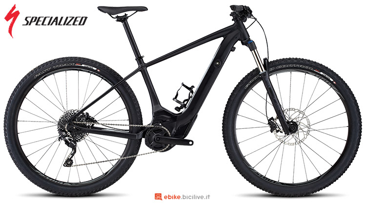 Una mountain bike elettrica Turbo Levo HT 29 Specialized
