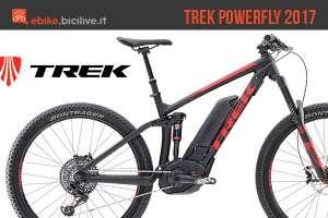 catalogo e listino prezzi ebike Trek Powerfly 2017