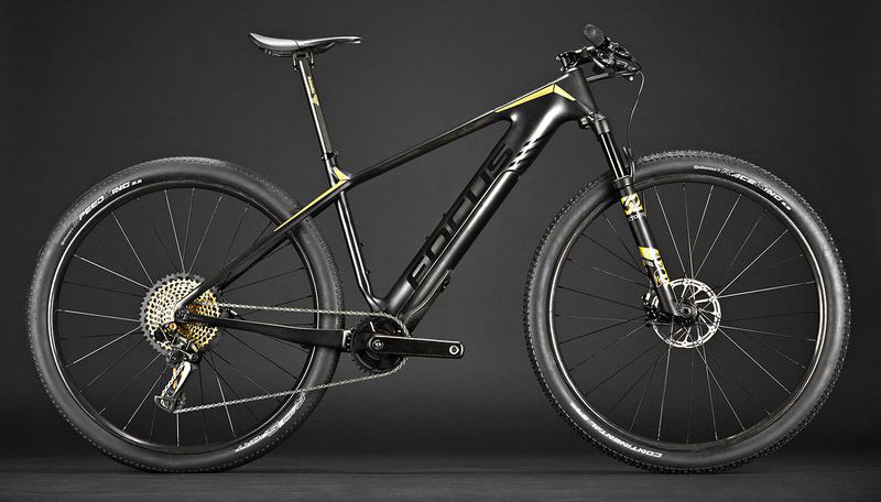 La mountain bike elettrica a pedalata assistita Focus Project Y