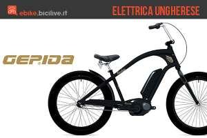 Nedao 1000 Nexus 3 è una bici a pedalata assistita di Gepida