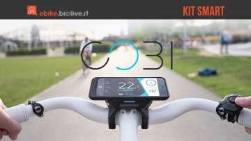 Kit smart bici COBI Bike