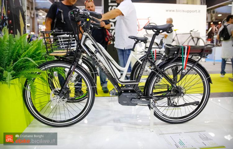 La bicicletta a pedalata assistita da città Armony Treviso