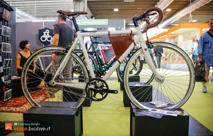 La Mopbike H Hybrid esposta a CosmoBike