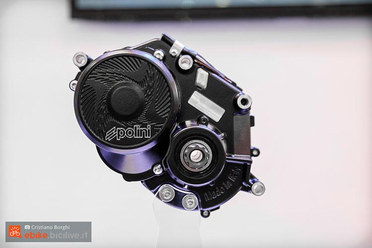 motore per ebike made in italy polini e-p3