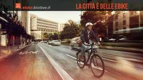 Le bici elettriche conquisteranno le città
