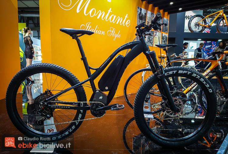 foto della ebike Montante Bat Bike